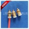 直接头 PC1/8-M5C六角小型直插头气管外径1/8英寸