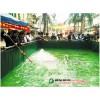PVC涂层布盖货布_苏州上海PVC涂层布水池帆布