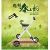 米高同款简易轻便携儿童折叠车三轮婴儿超轻手推车溜娃神器