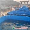 江门-PVC夹网布帆布鱼池定制供应-厂家直销