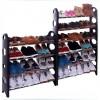 厂家直销庆诺牌侧板组装鞋架(2-10层)