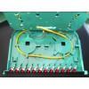 光纤一体化熔接盘 光纤一体化模块 12芯满配一体化盘