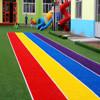 幼儿园人造草坪 运动场专用仿真草坪 晟林厂家直销