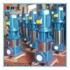 电动管道多级泵,单级多级离心泵,150GDL160-20*2