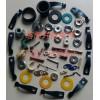 络筒机,卷纬机,整经机,并纱机配件