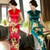 格蕾斯旗袍穿出中国之美,彰显中国女性魅力