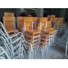 简易钢木学生椅子图片,广东鸿美佳厂家提供简易钢木学生椅