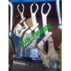 供应夹线器,铝合金夹线器,铝合金导线夹线器