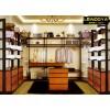 雷诺帝娅家居定制LEINODYA衣帽间板式铝合金框架家具