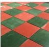 防滑安全橡胶地垫 幼儿园彩色橡胶地垫铺设