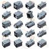 汽车镀金DC母座/电动车扫地机DC插座/通讯电器DC插孔