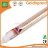 工厂销售全镀金加热管产品特征