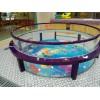 福州伊贝莎节能环保圆形玻璃池