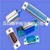 德平优质D型馈通滤波连接器