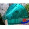 聚碳酸酯PC耐力板地下通道采光顶板材