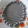 钢珠厂家现货供应建筑外部用装饰钢球
