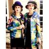 国际知名一线品牌宝莱国际羽绒世家折扣女装尾货走份批发