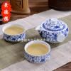 陶瓷茶具厂家颜色釉茶具批发