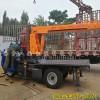 园林专用背树吊 小型工程机械移树吊随车吊