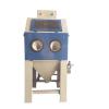 惠州喷砂设备 6050小型手动喷砂机五金除锈去污