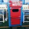 惠州喷砂设备 履带式毛边机自动喷砂机操作简单