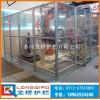 武汉铝合金工业设备安全围栏 挡弧光板 龙桥护栏专业定制