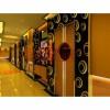 厂家直销KTV包厢装饰彩板批发 酒吧大厅装潢喷砂板材案例工程