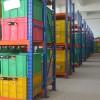 移动式货架 自动化立体货架 立体仓储货架 牧隆货架