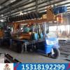 专业生产小型建筑地基三轮车改装打桩机