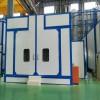 珠海喷砂机 风力喷砂房大型汽车配件表面处理设备