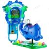 广州童茹动物家族小象儿童摇摆机  亲子摇摇车,投币摇摇车
