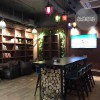 重庆酒吧实木吧桌