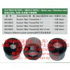 供应AM19801/抽吸过滤头-单网-尼龙帽不锈钢