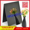 厂家供应 彩色不锈钢黑镜钢镜面装饰板 不锈钢镜面板图片