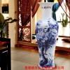 酒店客厅摆件装饰落地大花瓶