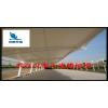 应城遮阳防雨棚膜结构 应城充电站膜结构遮阳棚施工