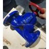 手动搪瓷法兰隔膜阀 G41C-10