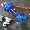 气动薄膜搪瓷隔膜阀 G641C-10
