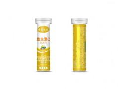 河南泡腾片生产厂家水果味维生素C泡腾片蓝帽泡腾片代工