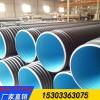 供应HDPE排污管 大口径双壁波纹排水管 直径400排污管