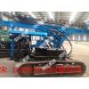山东高效率履带光伏打桩机电力桩打桩机10米螺旋打桩机