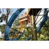 赣州大型水上游乐设备|大回环水滑梯|