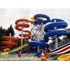 大型水上乐园游乐设施设备供应厂家|螺旋滑梯|优质水滑梯