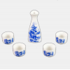 景德镇酒具套装  仿古酒壶中式家用白酒烈酒杯 陶瓷白酒酒具