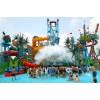 水上乐园设备、水屋水寨、优质水滑梯