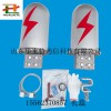 ADSS光缆接头盒 24芯塔用铝合金接头盒 金属冒式接线盒