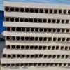 现货供应PVC栅格管 单孔格栅管 PVC方孔管 多孔栅格管