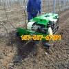 35马力柴油电启动旋耕开沟机皮实耐用 履带多功能管理机价位