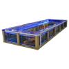 童尔乐喂奶鱼池厂家湖南吃奶鱼池设备长沙定制溜溜池设备