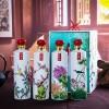 宜宾陶瓷储酒器5斤厂家报价 粉彩陶瓷酒瓶1斤定做